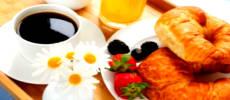 Только завтрак