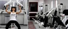 Тренажерный зал: упражнения для похудения