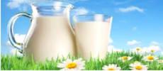 На молоке