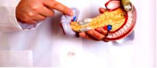 При панкреатите поджелудочной железы