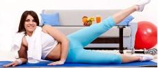 Видеозанятия для похудения в домашних условиях