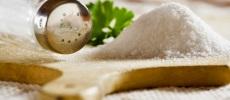 Роль соли в похудении