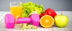 Питание и упражнения