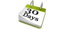 30 дней