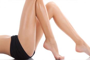 Коррекция недостатков ног при помощи липофилинга