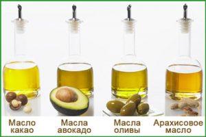Какие масла полезны для кожи
