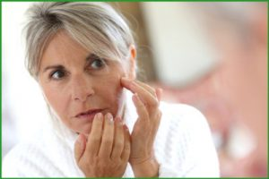 Этапы старения кожи