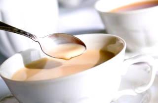 Худеть чай молоко