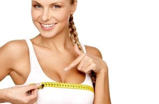 Как ухаживать за грудью при похудении