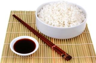 Уменьшаем вес с помощью риса