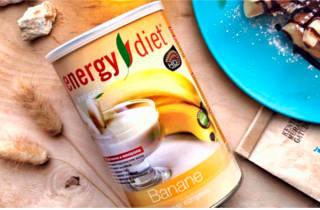 Коктейли Energy Diet