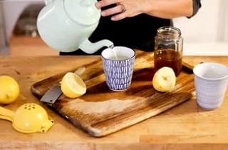 Вода с лимоном для снижения веса