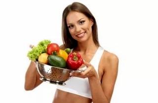 Овощи очень полезны при похудении