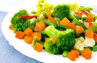 Худеем на овощах