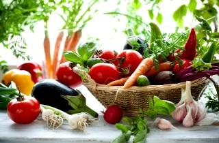 Красивая фигура благодаря употреблению овощей