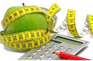 Калории при похудении