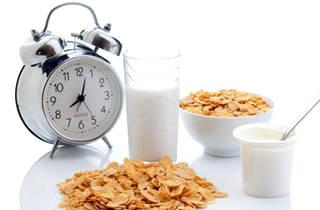 Еда по расписанию для похудения