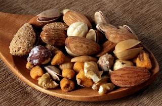 Орехи кешью - Продукты для похудения