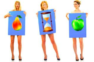 Упражнения и диета для фигуры песочные часы
