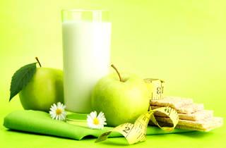 Кефирная диета для похудения живота за неделю: рецепты с гречкой