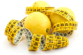 Лимон  витаминная бомба для похудения