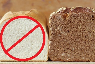 Диета на черном хлебе — Похудение