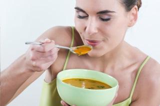 Худеем с помощью супа