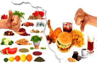 Что можно есть на диете список продуктов и веществ влияющих на значение весов