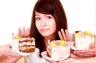 Сорваться с диеты