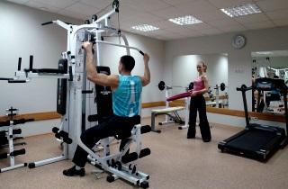 Как пользоваться тренажерами в фитнес клубе