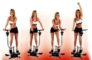 Тренажеры для похудения живота и боков в домашних условиях