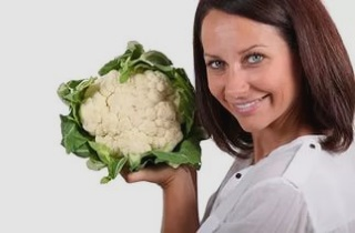 Употребление капусты обеспечивает похудение
