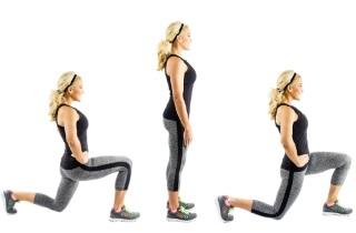 Корректируем форму ляшек за счет упражнений