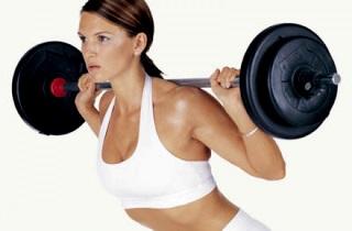 Упражнения для похудения всех частей тела