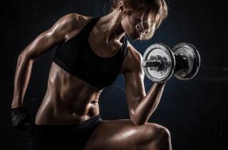 Фитнес-питание для похудения - меню при занятиях фитнесом для девушек и женщин.