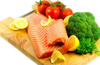 Для набора мышц диета