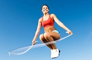Скакалка для похудения отзывы, прыжки на скакалке для похудения